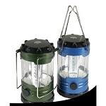 Lantern LED Uses 3 D Batteries With Dimmer Function