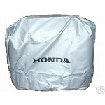 Honda EU2000i Heavy Duty Silver Cover