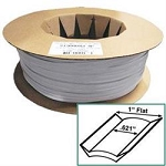 16 ft Insert Molding Trim - Mill Finish