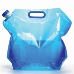 Water Carrier 10 Liter Expandable