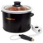 12 Volt 1.5 Quart Slow Cooker Crock Pot