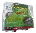 Rope Light Clear Bulbs 120 Volt AC 18 Foot Length