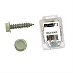 #8 Hex Washer Head 8-3\4 inch White