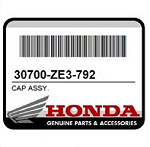 EU3000IS Honda Generator Spark Plug Boot Cap Assembly