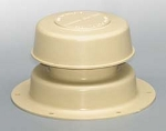 RV Plumbing Vent Cap With Lid-Camco-Colonial White