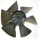 Dometic 3313107.015 Brisk Air Replacement Fan Blade