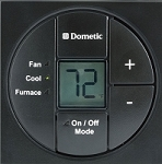 Box/Thermostat Black