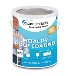 Dicor Coating Metal Fiberglass 1gal