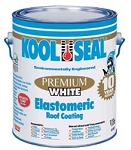 Rv Roof Coating -1 quart- Elastomeric-White