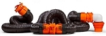 RhinoFlex 39741 20 Foot Sewer Hose Complete Kit