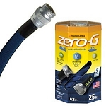 Teknor Apex Zero G 25' Fresh Water Marine and RV Drinking Hose
