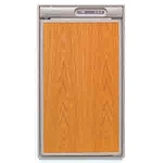 RV PANEL,DOOR WOODGRAIN