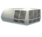 Coleman Mach 3 Plus 15000 BTU RV Air Conditioner Complete White