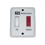Standard On/Off Switch and Light for Suburban Water Heater