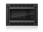 1.0 Cubic Feet Convection Microwave Black