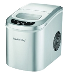 Franklin Chef Silver Portable Icemaker