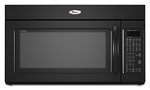 Whirlpool RV Convection Microwave Black