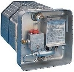 Suburban Pilot Gas and Electric RV Water Heater SW10PE