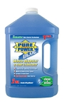 Camper Waste Digester & Deodorizer, Enzyme, Pure Power Blue-1 Gallon
