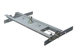 B&W FlatBed Kit,Turnover Ball Gooseneck Hitch