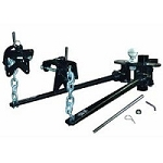 Eaz-Lift WD Hitch - W/Ball Mount and Shank 1400 lbs