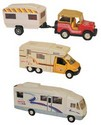 Camper Games and Toys