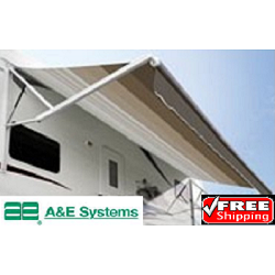 17' 9100 A&E Replacement RV Awning Fabric