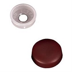 Screw Cover Brown