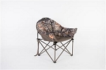 Faulkner Big Dog Bucket Chair, 37.8 Inch Depth x 36.2 Inch Width x 28.7 Inch Height, 300 Pound Weigh Capacity, Foldable, Camouflage