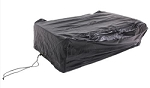 AC Cover Black for Coleman Fits Coleman Mach I, II and III
