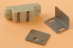 Magnetic Catch with Angled Plate Manufacturer's Number: H210