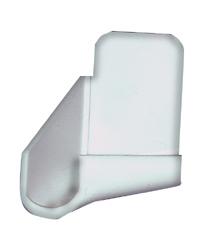 Rv Gutter Spout Colonial White