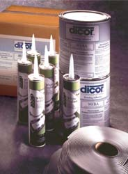 Dicor RV Rubber Roof Installation Kit - White