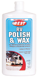 RV Polish & Wax 32 oz.