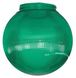 Replacement Globe Green