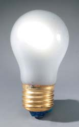 2,000 hour light bulb, 50 watt, 12 volt