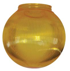 Replacement Globe-Yellow