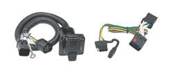 repl oem tow package wiring harnesses