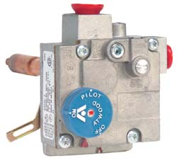 RV Atwood Water Heater Gas Control Valve\Thermostat