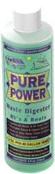 Waste Digesters & Holding Tank Treatment, 4oz.