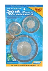 Sink Shower Strainers