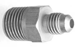 Flare to Male Pipe Adapter, 1/4