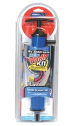 RV Antifreeze Hand Pump
