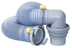 Easy Slip Ready-to-Use Sewer Hose Kit