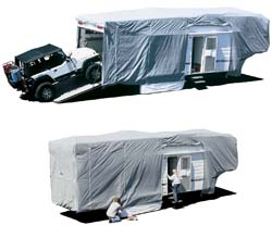 5th Wheel Cover SFS AquaShed Up to 23ft