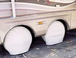 Ultra Tyre Gard Col White Size 4