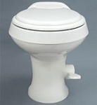 Dometic 300 Light Weight Low Profile Bone RV Toilet