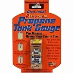 Propane Tank Gauge LP RV Accu-Level Tank Gauge Magnetic