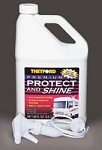Protect & Shine Quick Wax 1 Gal. w\Spray\Hose