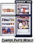 Norcold RV Refrigerator/Freezer Built-In AC/DC DE-0061R